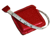 Tape Measures - Faux Leather