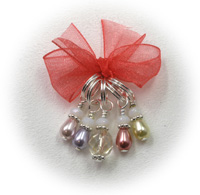 Faux Pearls Pixies