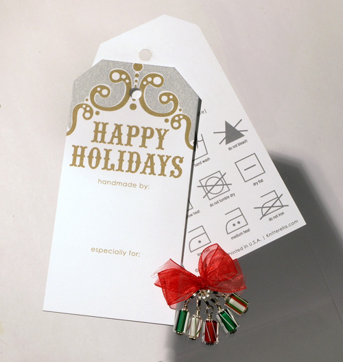 Gift Tags - Holiday