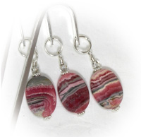 Bookmark - Rhodochrosite
