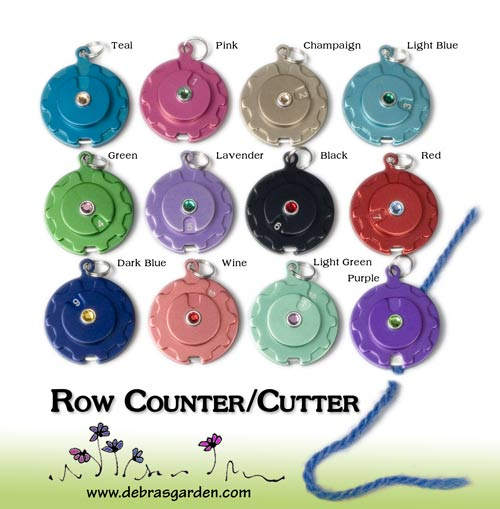 Row Counter/Cutter